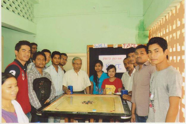Carrom Contest