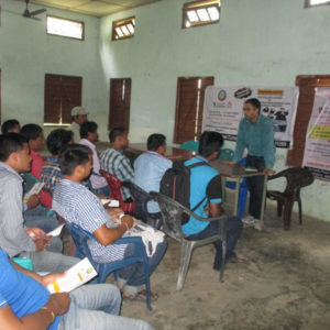 A Joint Initiative With OIL And Indian Institute Of Entrepreneurship (IIE) For Office Management Courses In Upper Assam District