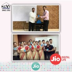 We are glad to share with you about our corporate tie up with Reliance Jio Infocom Ltd for setting up the Wifi facility in our institute