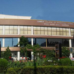 KCVT Building