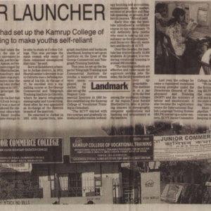 Press Release KCVT3